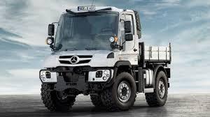 mercedes unimog truck mercedes unimog the most capable road 4x4 vehicle