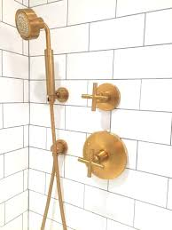 Modern Brass Bathroom Faucet Brass In The Bathroom Is Back From Antique Brass Bathroom Fixtures