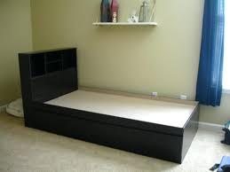Twin Bed Bookcase Headboard Furniture Home King Size Cherry Headboard Delightful Twin Bed