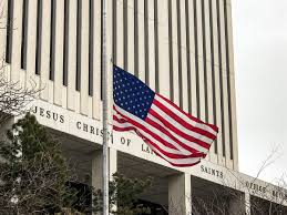 Flags Today At Half Mast Lds Church Releases Statement About Two Lds Victims Of Florida