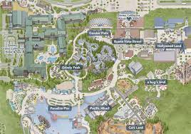 map of california adventure best rides at disney s california adventure