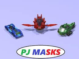 lego ideas pj masks