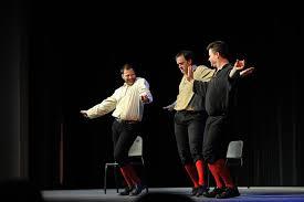 improvised shakespeare comedy show the improvised shakespeare