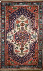 Persian Kilim Rugs by Persian Kilim Sirjan Rug In Wool Ref 721 1 97m X 1 25m