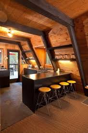 A Frame Kitchen Ideas An Amazing A Frame Restoration House Call Living Rooms