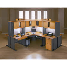bush wc57466 bush series a advantage corner desk bshwc57466 bsh