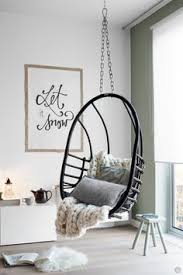 Hanging Chairs For Bedroom Get Creative With Indoor Hanging Chairs Urban Casa Indoor