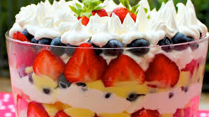 simple berry and vanilla trifle recipe bettycrocker
