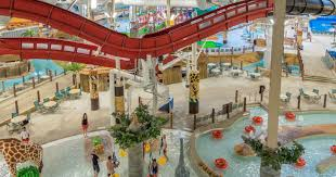 Is There A Six Flags In Pennsylvania Poconos U0027 Kalahari America U0027s Largest Indoor Water Park