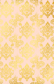 where to buy gold foil buy gold foil damask pattern gold and print by mercedes