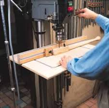 Drill Press Table Drill Press Table Popular Woodworking Magazine