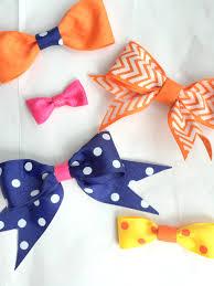 ribbon hair bow diy ribbon hair bows styled by jess