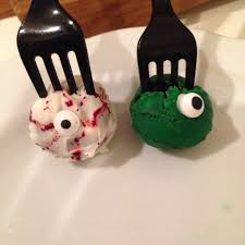 halloween cakepops
