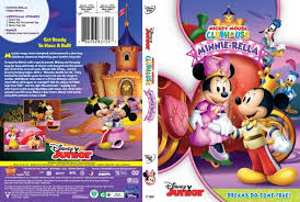 mickey mouse clubhouse minnie rella dvd covers u0026 labels covercity