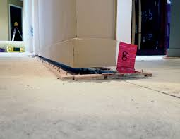 sinking floors raise foundation mainmark