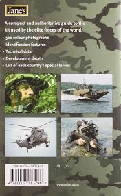 jane u0027s special forces recognition guide ewen southby tailyour