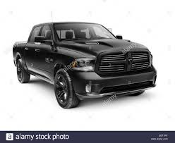 dodge ram black black 2015 dodge ram 1500 sport crew cab 4x4 truck isolated