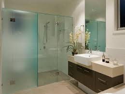 Modren Bathroom Designs With Glass Partition In Design - Bathroom glass designs