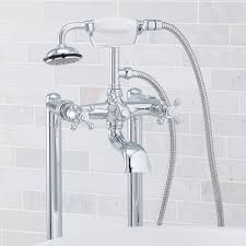 veyo freestanding tub faucet with shower bathroom