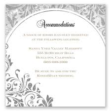 Card Inserts For Invitations Ideas About Wedding Invitation Wording Everafterguide