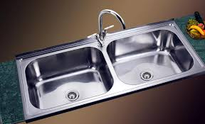 Sink Faucet Design See Door Style Stainless Steel Sinks Color - Stainless steel kitchen sink manufacturers
