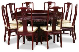 Rosewood Dining Room by 60