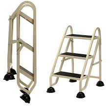 Fold Up Step Ladder by Ladders Stepping Stools Folding Step Stools Library Step Stool