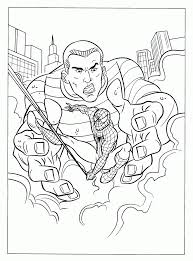 coloring spidermanoring games spiderman coloring pages