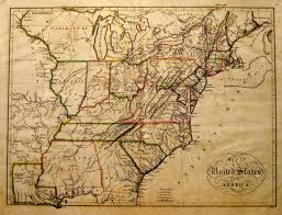 Map Of Southern Ohio by 1810 U0027s Pennsylvania Maps