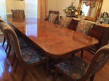 Henredon Dining Room Chairs Henredon Dining Room Table And 8 Chairs Ebay