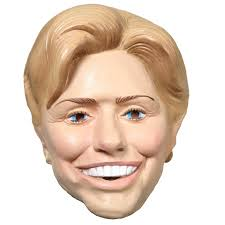 purge masks halloween city halloween funny hillary clinton election candidate party costume