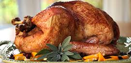 thanksgiving recipe sweet and spicy turkey