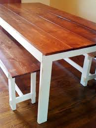 kitchen design homemade kitchen table amazing butcher block large size of traditional dining room with wooden flooring chic white combined with glossy brown creating