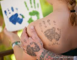 death quote tattoos loved ones griefink how memorial tattoos ease pain of loss