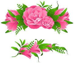 Decorative Flowers by Decorative Element Cliparts Free Download Clip Art Free Clip