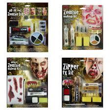 halloween makeup kits halloween special effects fx face make up kits teeth horns demon