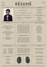 Graphic Design Resume Samples Pdf by Creative Resume Examples Resume By Evelien Callens Well Designed