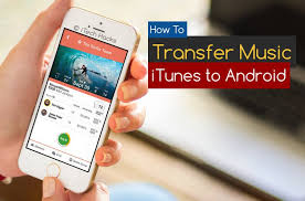 transfer itunes to android 4 ways to transfer songs from ios iphone to android
