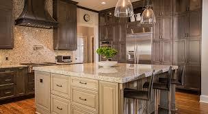 kitchen craft design kitchen makeover adds storage efficiency masterbrand