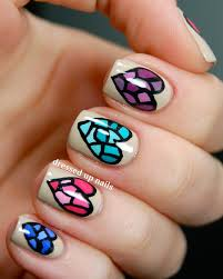 heart design nail art choice image nail art designs