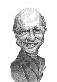 ed harris caricature sketch editorial stock photo image 28282198