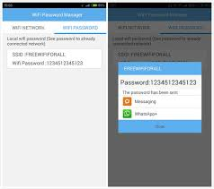 android wifi password wifi password manager find wifi password on android freely