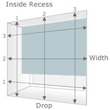 Measuring Window For Blinds Measuring Guide