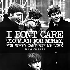 this the beatles cant buy me lyrics picture with your