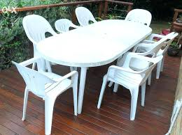 white outdoor table and chairs white garden chairs plastic plastic white garden chairs large size