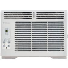 Window Air Conditioners Reviews Frigidaire 6 000 Btu Window Air Conditioner With Remote Ffra0622s1