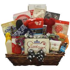 dog gift baskets a gift basket for amazing dog our best friendall gifts