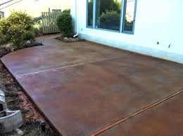 painting outdoor concrete floor ideas u2013 novic me