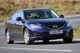 mazda car line mazda 6 2 2d business line review autocar