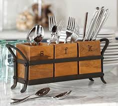 Silverware Caddy For Buffet by Unique Silverware Storage News Organizing The Flatware When